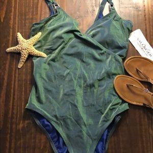 NWT One piece swimsuit, size 16